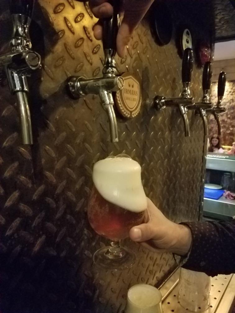 se alquila gran resto bar cervecería