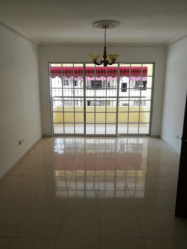 se alquila hermoso apartamento 2do nivel alma rosa 2