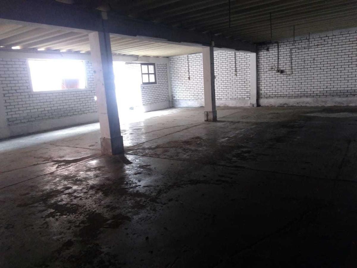 se alquila local en zona industrial en lurín, 485m2