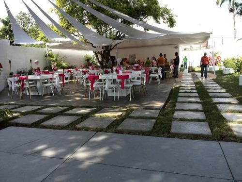 se alquila - salón de fiesta- para todo tipo de eventos.