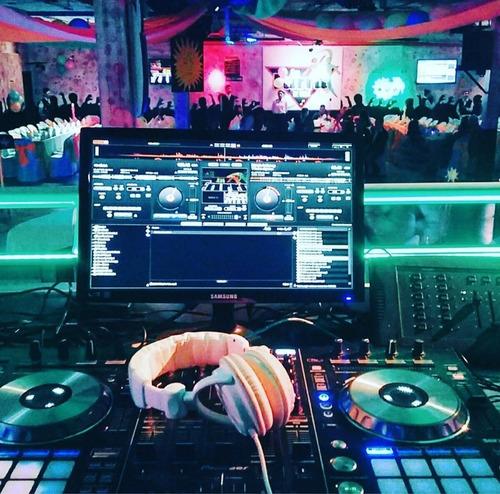 se alquila sonido para todo tipo de evento, incluye dj.