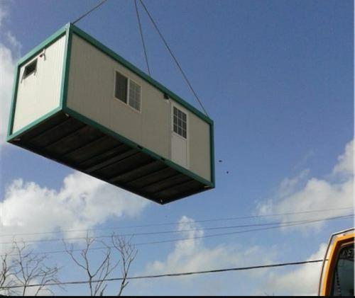 se alquilan contenedores de 20 pie y oficinas