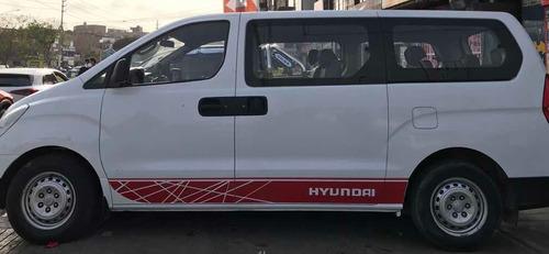 se alquilan vehículos totota pickup y hyundai h1 pasajeros