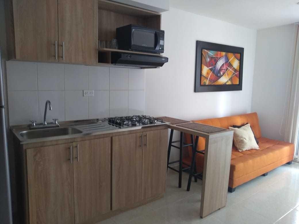 se arrienda apartamento amoblado norte armenia