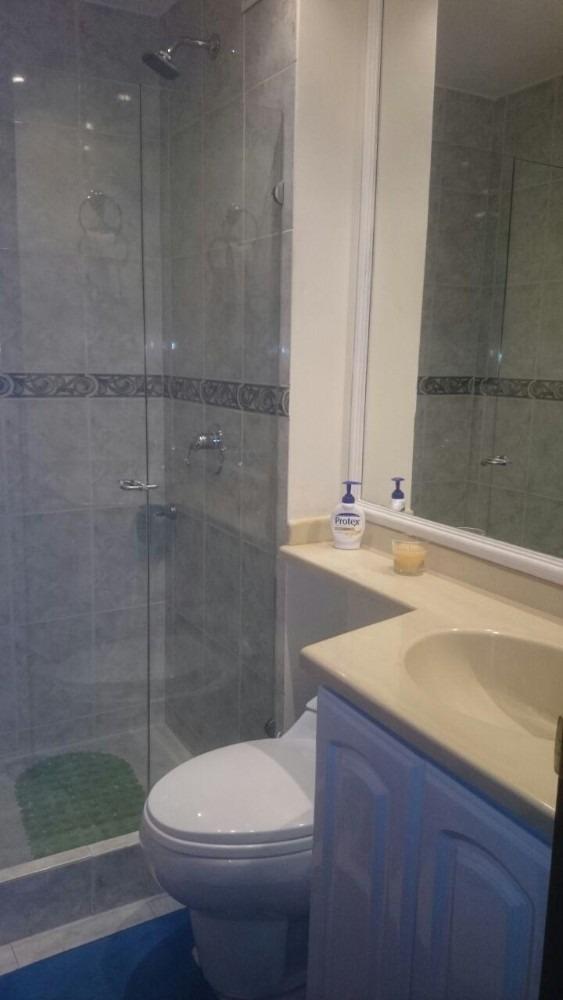 se arrienda apartamento amoblado santa barbara bog id: 0237