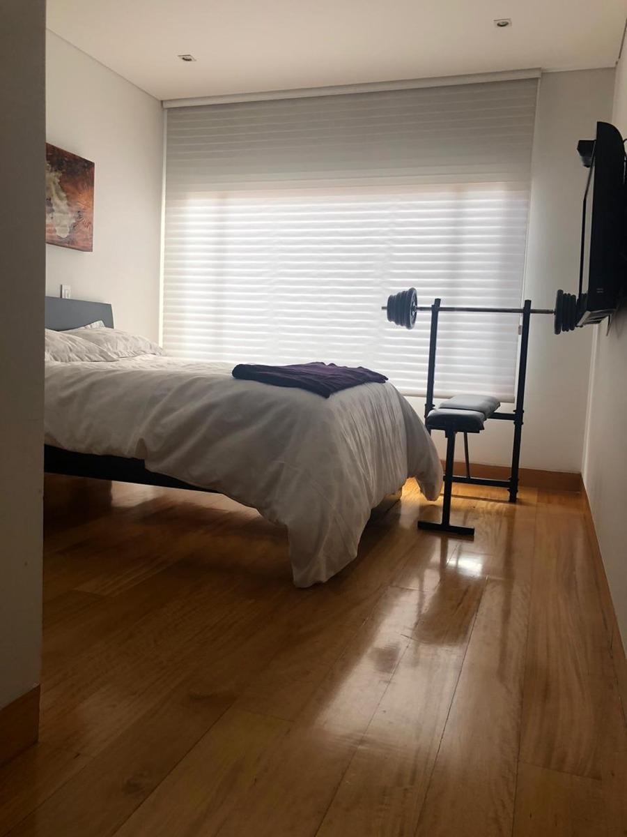 se arrienda apartamento en chicó navarra bogotá id: 0224