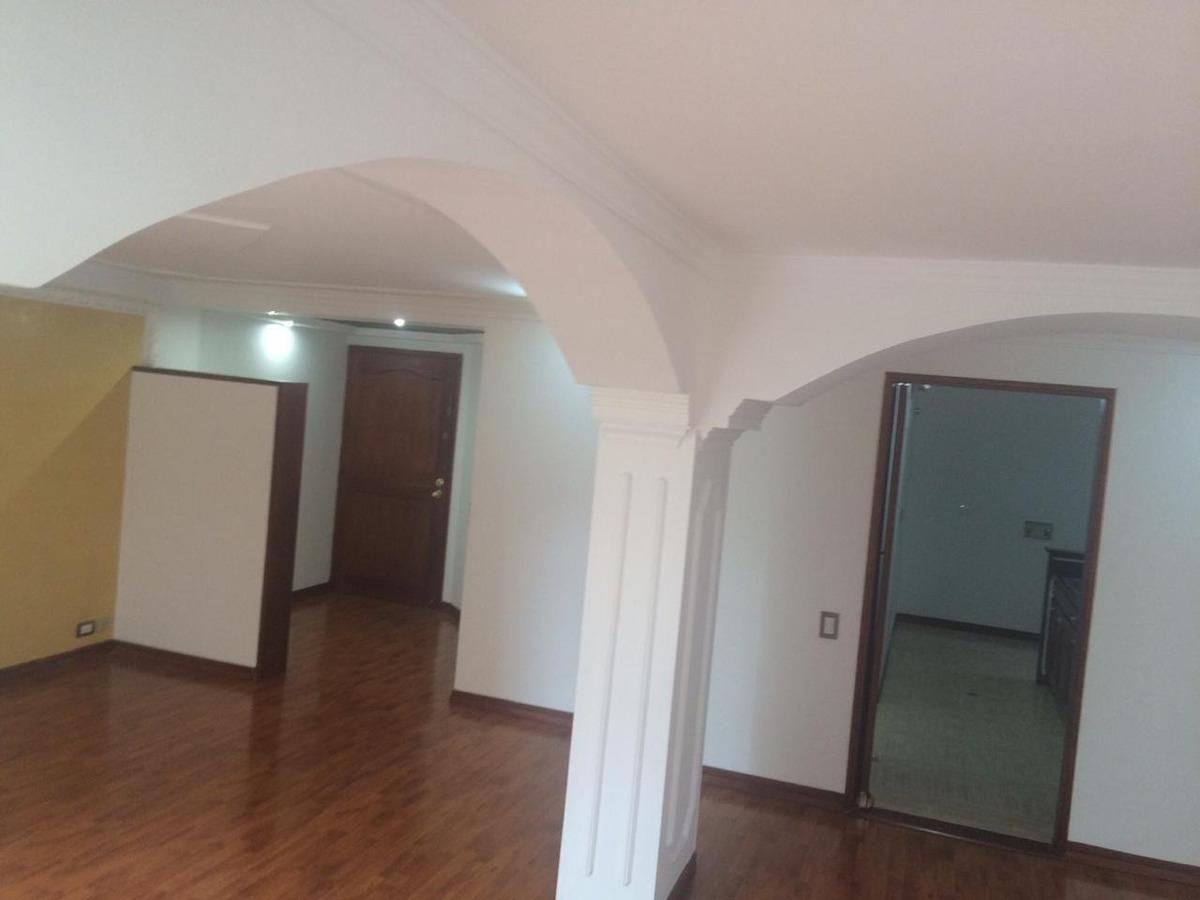 se arrienda apartamento santa paula bogotá d.c, id: 0405