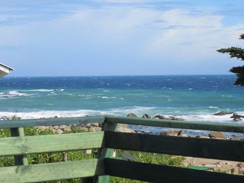 se arrienda cabaña punta de tralca frente al mar