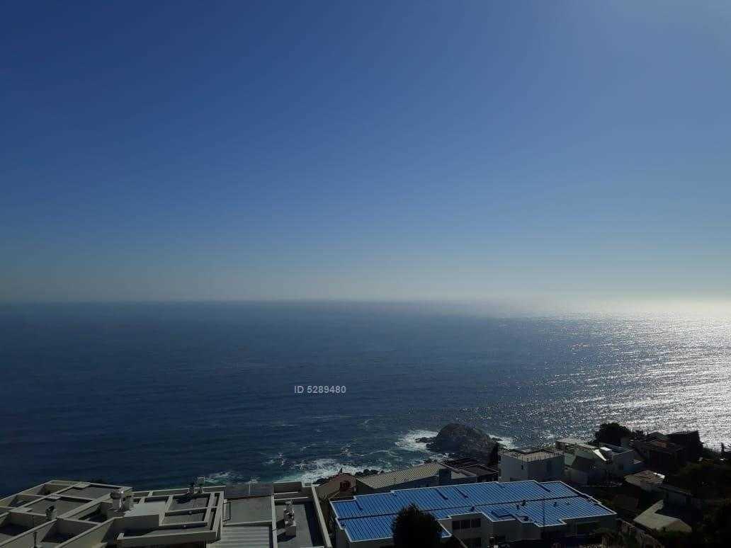 se arrienda departamento nuevo con hermosa vista al mar