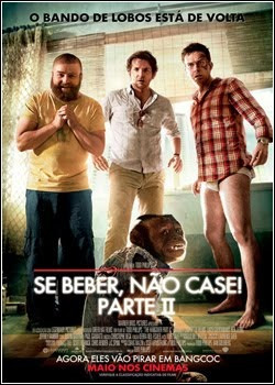 se beber nao case 2  comédia -dvd