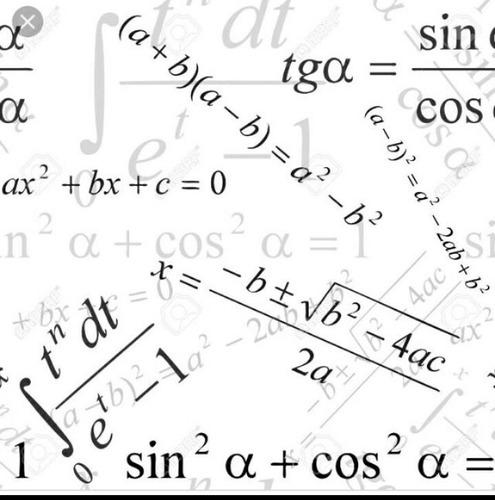se dan clases a particulares de matemática física y química