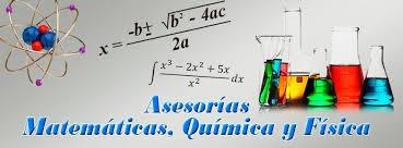 se dictan aserias de matemática fisica y quimica todo nivel