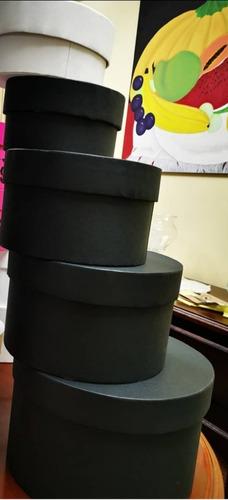 se elabora cajas redondas para regalo o.compromiso.social