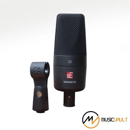 se electronics magneto microfono de condensador alta calidad