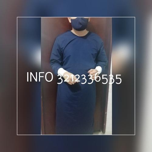 se fabrican confeccionan uniformes, trajes antifluidos batas