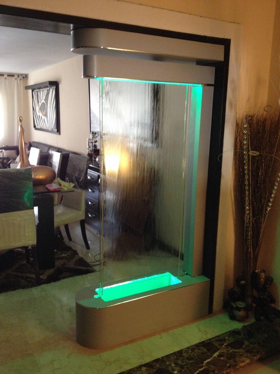 Se fabrican paredes de agua precio por cada 2 cm de altura - Paredes de agua para interiores ...