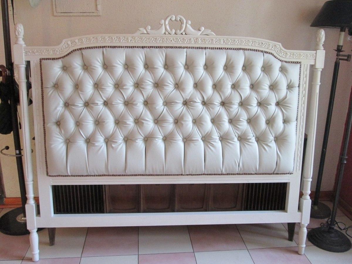 Se fabrican respaldo de cama varios modelos antiguos u - Respaldo para cama ...
