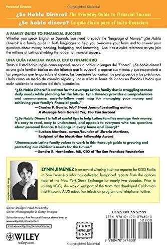se habla dinero lynn jimenez exito financiero libro digital