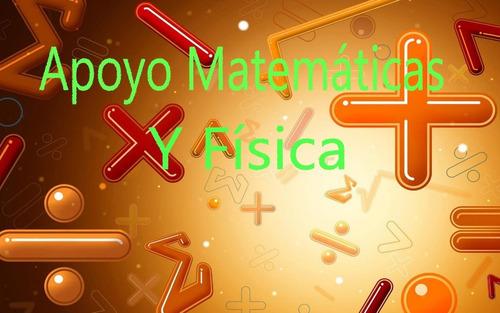se hacen asesorías en trabajos de matemáticas cálculo física
