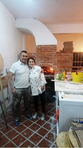 se hacen hornos de barro y tabique