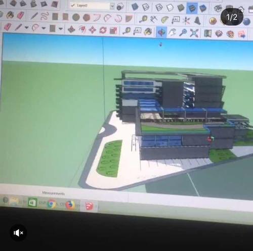 se hacen renders, vídeos , modelado 3d y digitalizaciones