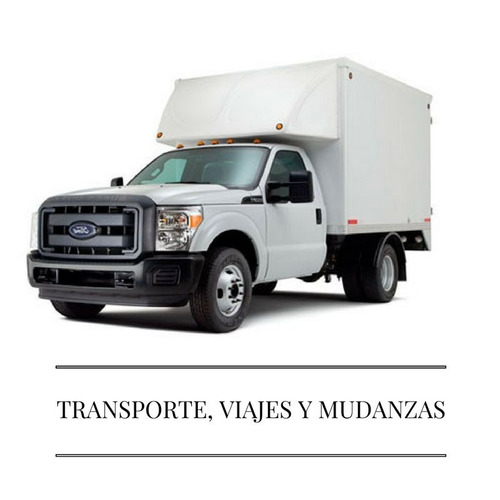 se hacen viajes y mudanzas y servicio de delivery con carro