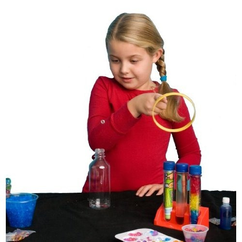 sé juguetes asombrosos bolsa grande de ciencia