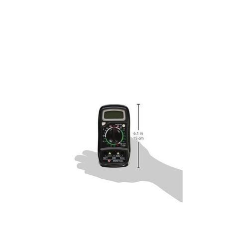 se mm6162l digital multimate con pantalla lcd retroiluminada