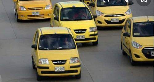 se necesita conductor para taxi.