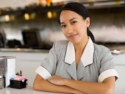 se necesita empleada del hogar 8 horas al día