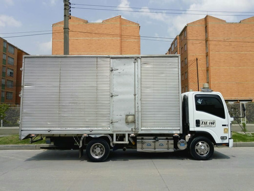 se permuta chevolet npr reward, camion furgon