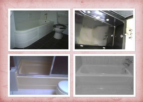 se pinta neveras, bañeras, cerámica y lavadoras