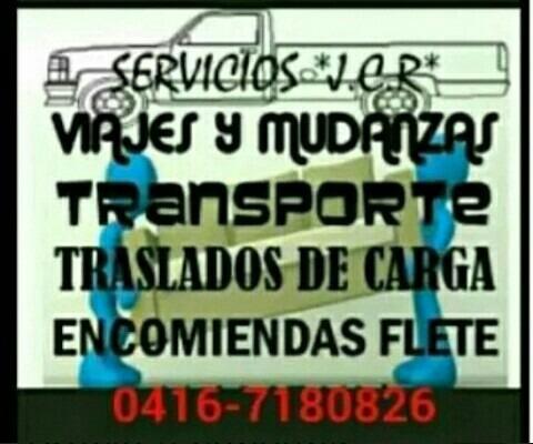 se presta servicio de trasporte mudanzas fletes traslados