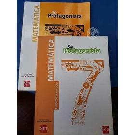 Sé Protagonista Matemática Sm  7° Básico