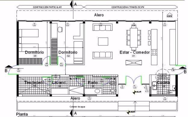 se realizan dibujos de planos y dise os de arquitectura