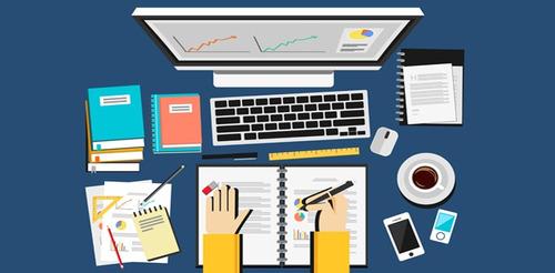 se realizan tesis, informes, resúmenes, ensayos, proyectos..