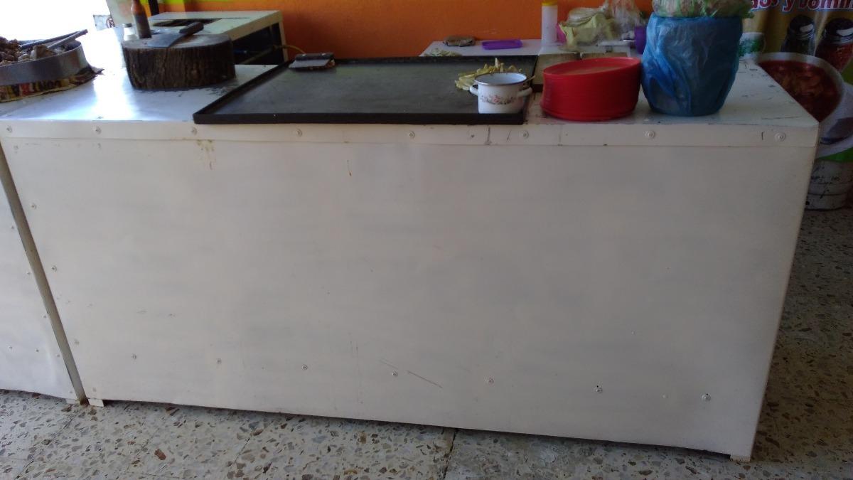 Se Rematan 2 Muebles Para Taqueria 4 000 00 En Mercado Libre # Muebles Para Taqueria