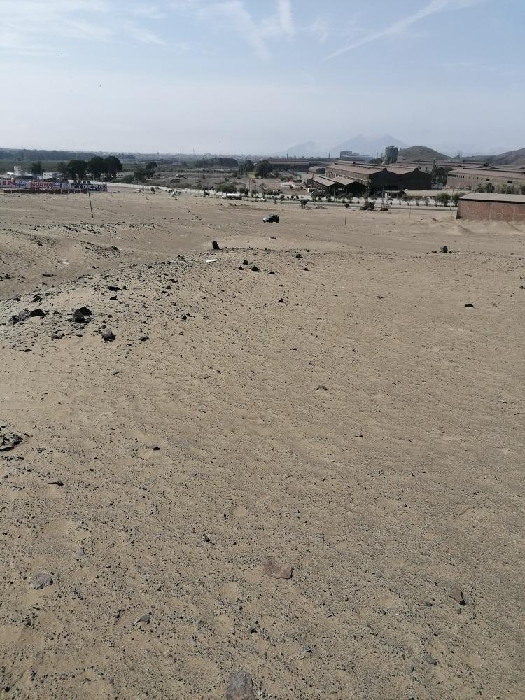 se rematan terrenos industriales en chimbote