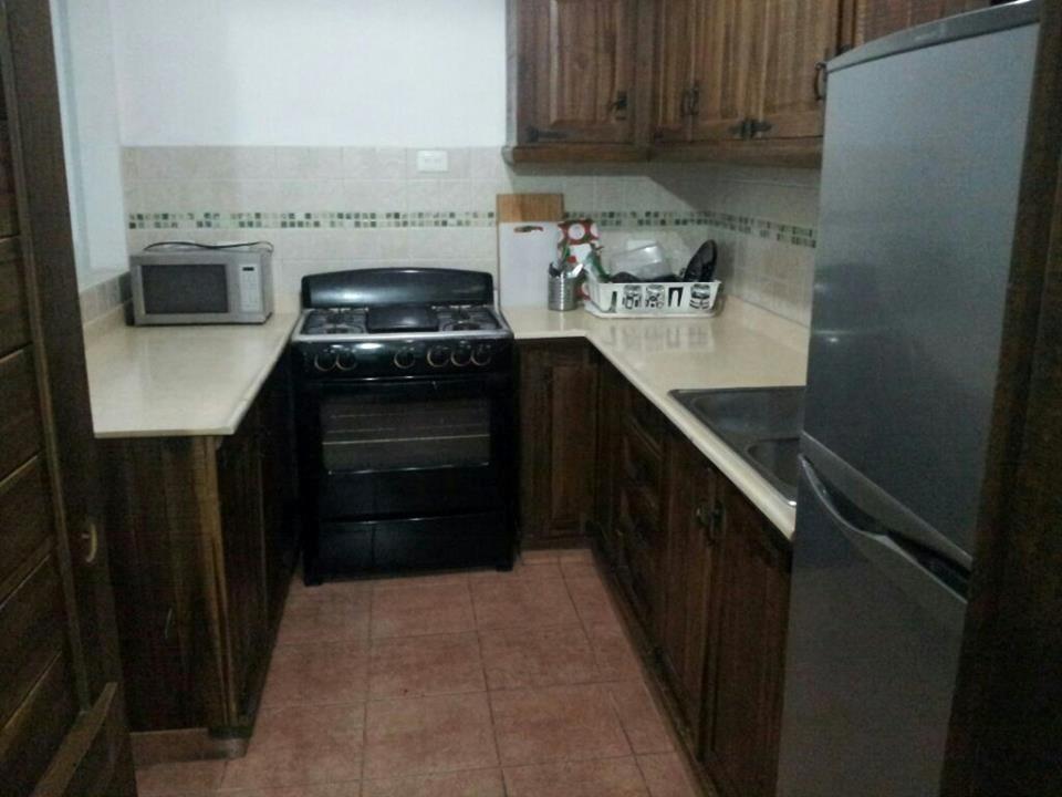 se renta bello apartamento con opción a compra zona colonial