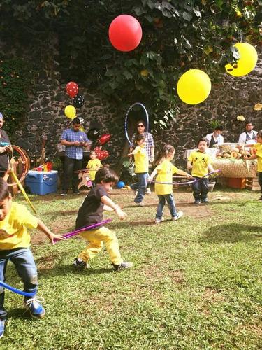 se renta bello jardín en coyoacán para fiestas y/o eventos