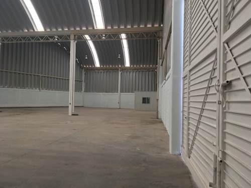 se renta bodega 1000 m2 excelente ubicacion zona industrial