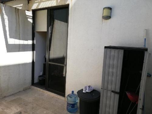se renta bonito departamento tipo loft en contadero, cuajimalpa con estacionamiento y bodega