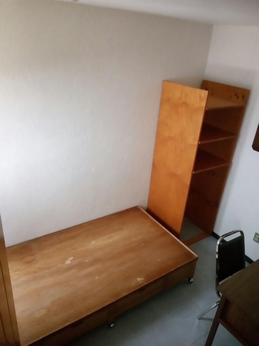 se renta cuartos individuales para estudiantes de upiicsa