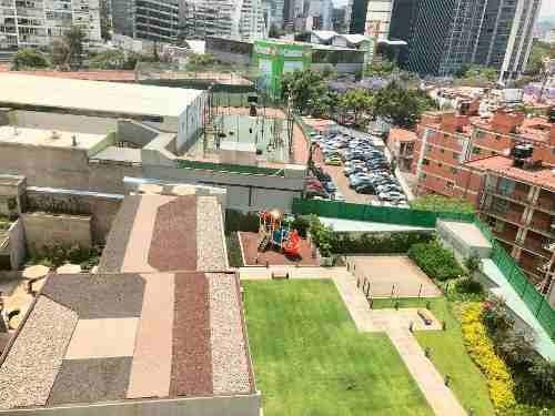 se renta departamento en parques plaza nuevo polanco