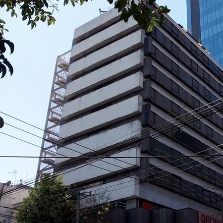 se renta edificio de oficinas en colonia del valle