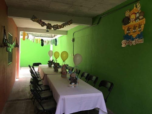 se renta espacio para fiestas o eventos
