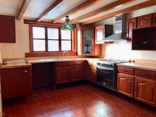 se renta excelente casa en condominio horizontal al sur de la cdmx!!