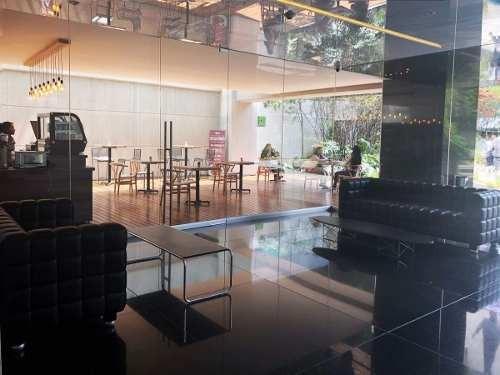 se renta excelente oficina  equipada para 3 personas en lomas de chapultepec.