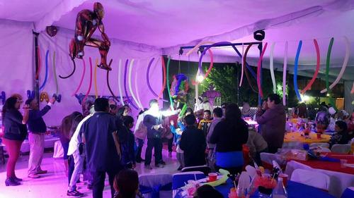 se renta jardin para fiestas infantiles, bodas,xv años, etc