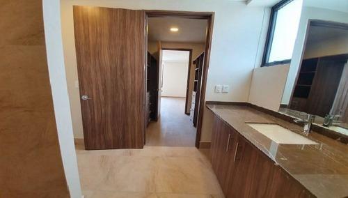 se renta lindo departamento de 110 m2 en jesús del monte. qb